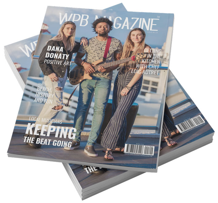 New issue available now